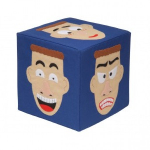 Mr.Face Cube