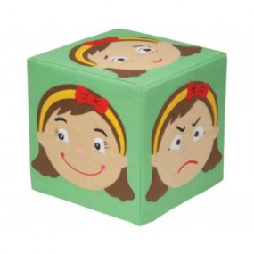 Miss Face Cube